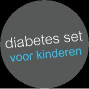 DIABETES SET VOOR KINDEREN